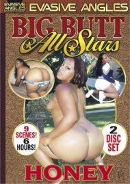 Big Butt All Stars: Honey Movie