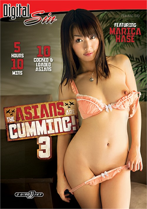 The Asians Are Cumming! 3 (2017)