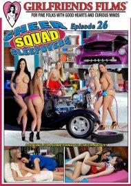 Cheer Squadovers Episode 26 lesbian porn DVD from Girlfriends Films.