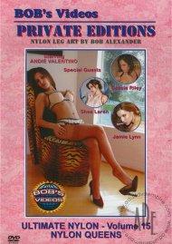 Ultimate Nylon Vol. 15 Porn Movie