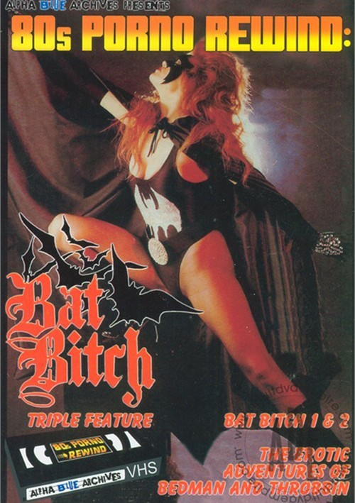 Bat Bitch Triple Feature