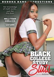 Black College Study Sluts HD porn movie from Buddha Bang Productions.