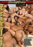 Phat Azz All Girl Ebony Orgies Porn Movie