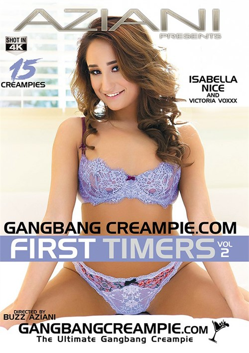Gangbang Creampie First Timers Vol. 2 porn video from Aziani.
