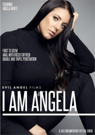I Am Angela porn DVD from Evil Angel.