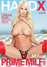 Prime MILF Vol. 6: All Anal porn DVD from HardX.