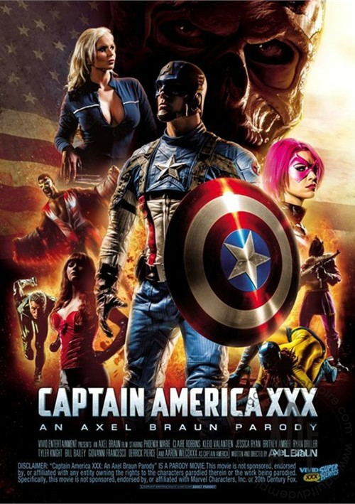 watch captain america xxx