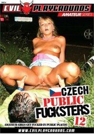 Evil Playgrounds - Czech Public Fucksters #12 Porn Video
