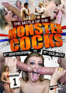 Battle Of The Monster Cocks, The Porn Movie