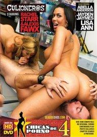 Chicas de Porno Vol. 4 Porn Movie
