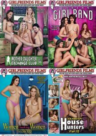 Older/Younger 4-Pack #25 Porn Movie
