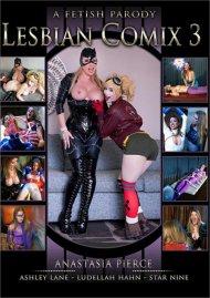 Lesbian Comix 3 Porn Movie