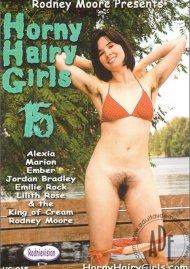 Horny Hairy Girls 15 Movie
