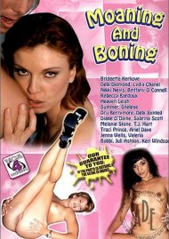 Moaning and Boning Porn Movie