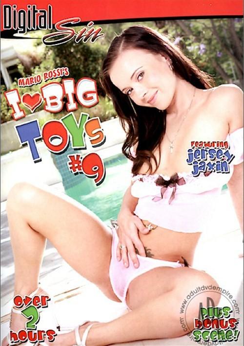 I Love Big Toys #9