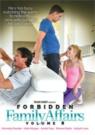 Forbidden Family Affairs Vol. 8 HD porn video from Team Skeet.