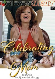 Andi James in Celebrating Mom Porn Video