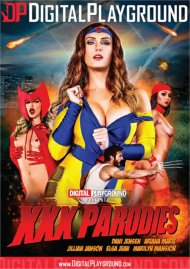 XXX Parodies DVD porn movie from Digital Playground.