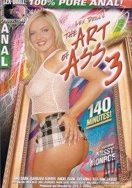 Art of Ass 3, The Porn Video