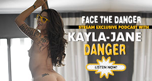 Kayla-Jane Danger Podcast Image