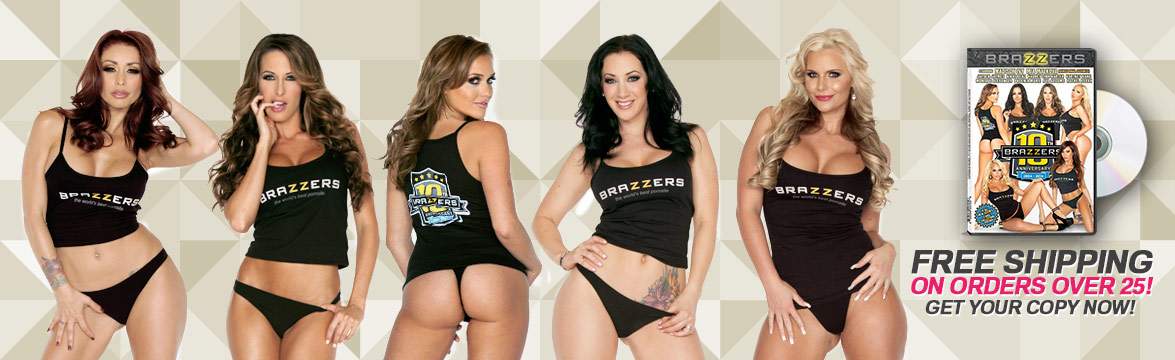 Welcome to the Brazzers Sex Toy and DVD Store