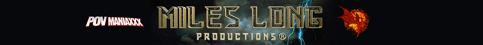 Miles Long Productions Store Logo