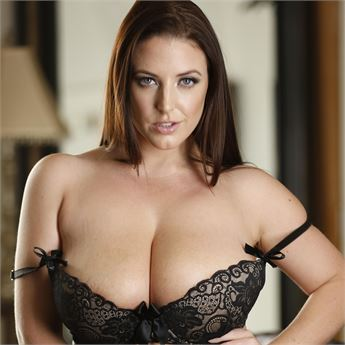 Porn star Angela White stars in Angela Vol. 3.