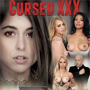Riley Reid stars in The Cursed XXX porn video.